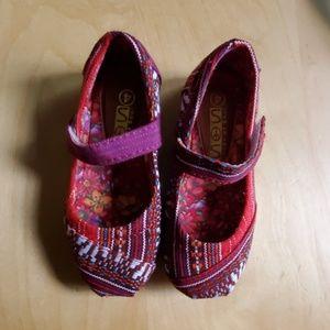 Shoes of Soul bohemian boho tapestry mary jane